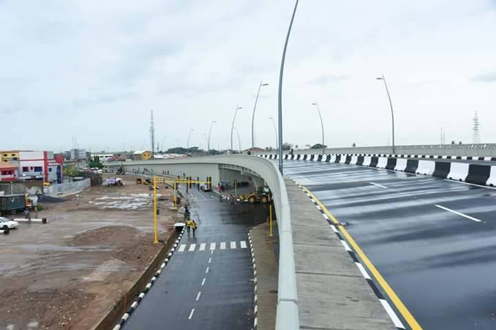 Epe-Ajah Fly Over